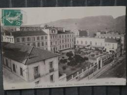 BZ - Algerie - ORAN - LYCEE DE JEUNES FILLES Et Bld SEBASTOPOL - Oran