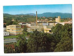 SANSEPOLCRO -STABILIMENTO BUITONI - VIAGGIATA FG - Arezzo