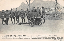 Grèce Macédoine Guerre Général Baumann - Grecia