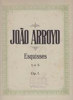 Portugal-Partitura Usada Com 15páginas - Partituras