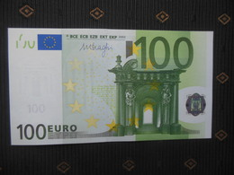 100 EURO X-E002 D4, UNC-FDS-NEUF, Draghi, GERMANY - 100 Euro