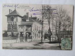 Dep 45 , Cpa  MONTARGIS , Rue Louis Lacroix  (121) - Montargis