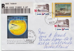 Austria Used Postal Stationery Cover - Interi Postali
