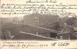 Hollogne-aux-Pierres - Institut St Lambert (Edit. Ch. Spineux 1904, Pour L'abbé à Bas Oha) - Grâce-Hollogne
