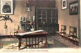 Ans - Pensionnat Des Dames Ursulines - Parloir Ste Angèle (colorisée, 1926) - Ans