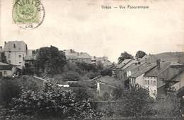 Virton - Vue Panoramique (1908, Timbre Taxe) - Virton