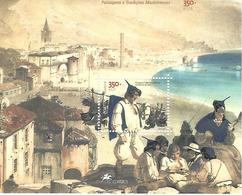Paisagens E Tradições Madeirenses - Blocks & Sheetlets
