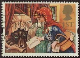 GB 1994 Yv. N°1744 - Le Petit Chaperon Rouge - Oblitéré - France