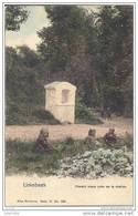 LINKEBEEK ..-- VL. Brt ..-- Nels 11 , N° 506 . Chemin Creux Près De La Station . Voir Verso . - Linkebeek
