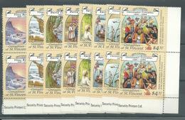 180029254  GRENADINAS  ST VINCENT  YVERT  Nº  546/53   **/MNH - St.Vincent Y Las Granadinas