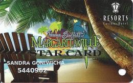 Resorts Casino - Atlantic City NJ - Slot Card - Casino Cards