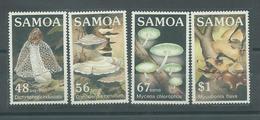 180029270  SAMOA  YVERT  Nº  580/3   **/MNH - Samoa Américaine