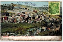 The Village Of SILOAH - Palestine