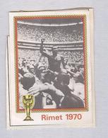 PELE'...BRASIL.....ALBUM PANINI MUNCHEN 1974...FOOTBALL..TRADING CARDS..FIGURINE...CALCIO - Panini