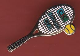 53027- Pin's Tennis.banque.CIC... - Tennis