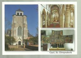 """-- """" """"  GEEL, St.-Dimpnakerk  """" """" - Geel"""