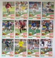 LOT DE 12 CARTES PANINI 1994 FOOT BALL - Other Collections