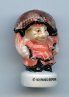 """FEVE  - FEVES - """"LES TROLLS - RUSS BERRIE 1992"""" - Geluksbrengers"""