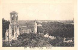 (85) Vendée - CPA - Talmont - L'Eglise - Talmont Saint Hilaire
