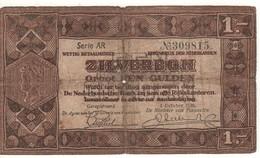 NETHERLANDS  1 Gulden   P61   Dated   1.10.1938 - [2] 1815-… : Koninkrijk Der Verenigde Nederlanden