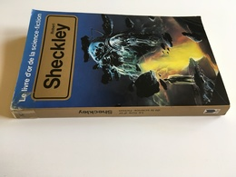 LE LIVRE D'OR DE LA SCIENCE-FICTION   N° 5075  Robert SHECKLEY  PRESSES POCKET - E.O. 1987 - Presses Pocket
