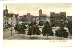 STRALSUND - Neue Markt - Stralsund