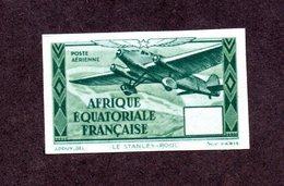 AEF PA N°35a N* TB Cote 80 Euros !!!RARE - A.E.F. (1936-1958)