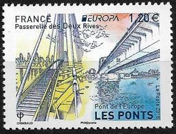 2018 Frankreich  **MNH  EUROPA : Brücken - 2018