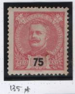 Portogallo  1893 Unif.95 */MH VF/F - Ongebruikt