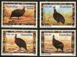 NAMIBIA, 1997, MNH  Stamps, Christmas, Michel 871-874, #13460 - Namibia (1990- ...)