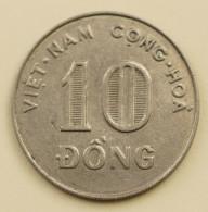 Vietnam - 10 Dong - 1968 - Very Fine - Vietnam