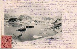 86Cpt  Expedition Andrée Au Pole Nord 1897 Virgohamna Virgo Bay Station à L'Ile Des Danois - Unclassified
