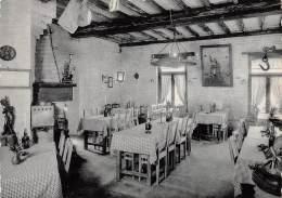 """CPM - BRAINE L'ALLEUD - L'Auberge Historique """"LE BIVOUAC"""" - Une Salle - Braine-l'Alleud"""