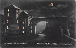 Citadelle De NAMUR - Tour De 1830 Et Magasins à Poudre - Namen