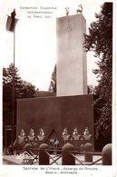 PARIS - 1931 - EXPOSITION  COLONIALE  INTERNATIONALE  - SECTION DE L'ITALIE - AUBERGE DE RHODES - Exhibitions
