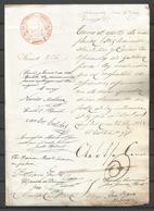 1885 , PRINCIPADO DE ASTURIAS , DOCUMENTO DEL BATALLÓN DEPÓSITO DE CANGAS DE TINEO - Documentos Históricos