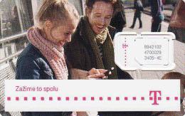 Slowakei-Slovaquie, Mint SIM GSM T- Mobile, - Slowakei