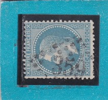 N° 29 B   GC  359   BAYONNE     / BASSES- PYRENEES    - REF 12219 - 1863-1870 Napoléon III Lauré