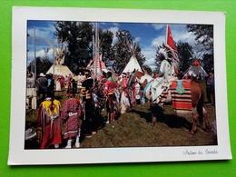 Les Indiens Du Canadá.Indians Of Canadá - América