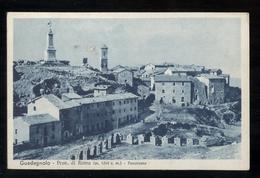 GUADAGNOLO - FRAZIONE DI CAPRANICA PRENESTINA - ROMA - 1937 - PANORAMA - Altri
