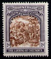 TRINIDAD & TOBAGO 1898 - From Set MNH** - Trinidad & Tobago (...-1961)