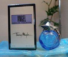 ANGEL COMETE - EDT 3 ML De THIERRY MUGLER - Miniatures Men's Fragrances (in Box)