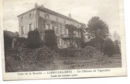 57 - Lorry-les-Metz - Le Château De Vigneulles - Autres Communes