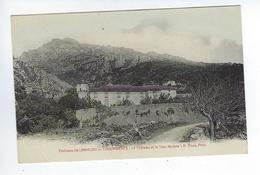 CPA Environs De Lamalou Colombières Le Château Et La Tour Féodale - Lamalou Les Bains