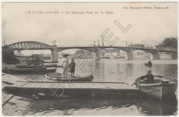 Chalon-sur-Saône (71) - Le Nouveau Pont Sur La Saône - Chalon Sur Saone