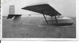 Aviation - Carte-photo Planeur - 1919-1938: Entre Guerres