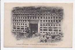 CPA COMORES Sultanat D'Anjouan Armoire D'un Interieur Arabe Des Comores - Comores