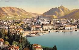 Como, Panorama - Carl Kunzli-Tobler - Como