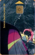 Aland - AX-ALP-0021, Windsurfing, 2.000ex, 2/00, Mint - Aland