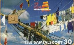 Aland - AX-ALP-0014, Sail Mariehamn 1996, 8.000ex, 5/96, Mint - Aland